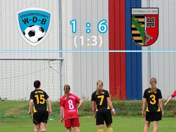 03.09.16 - WDB Damen I vs. TSV Bülkau